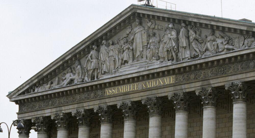L'Assemblée Nationale, Paris