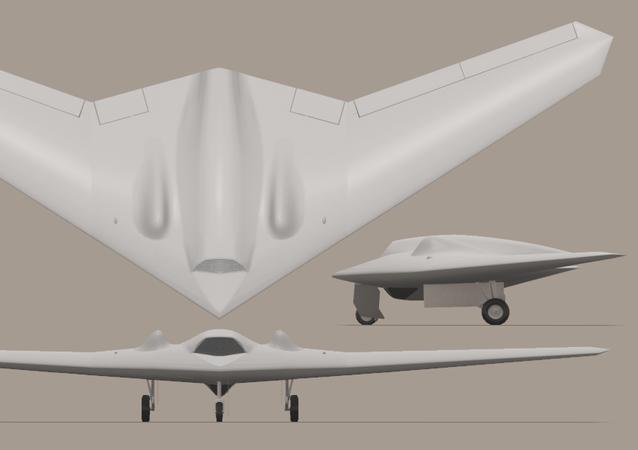 RQ-170 Sentinel (image d'illustration)