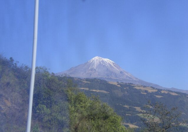 Pic d'Orizaba