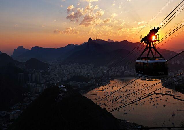 Rio, Brésil / image d'illustration