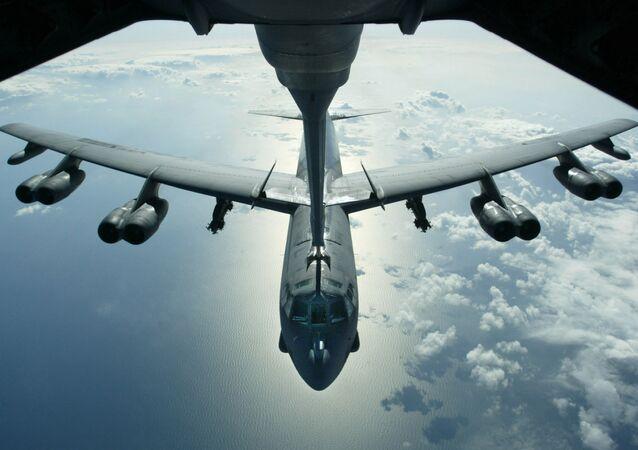 Un B-52 (archive photo)