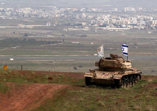 Frontière syro-israélienne
