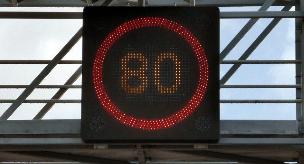 Limites de vitesse