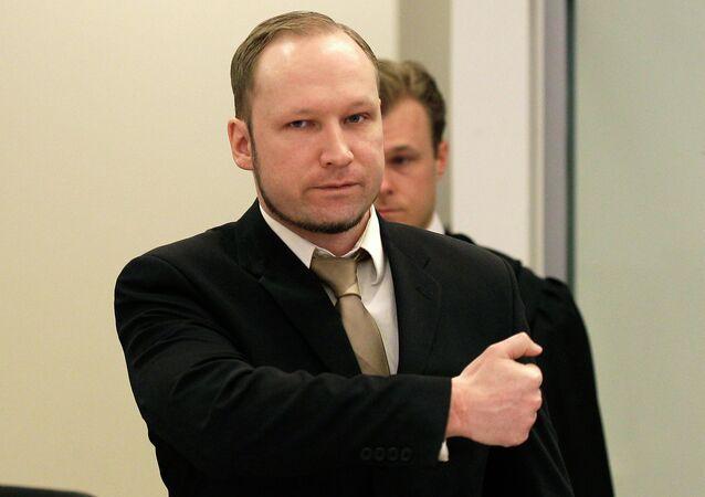 Anders Breivik (Fjotolf Hansen)