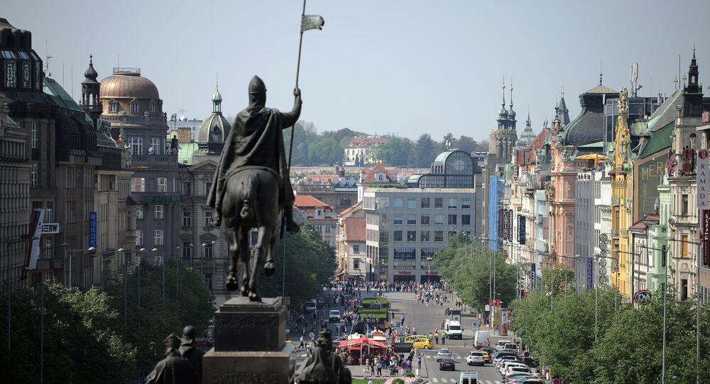 Place Venceslas, Prague