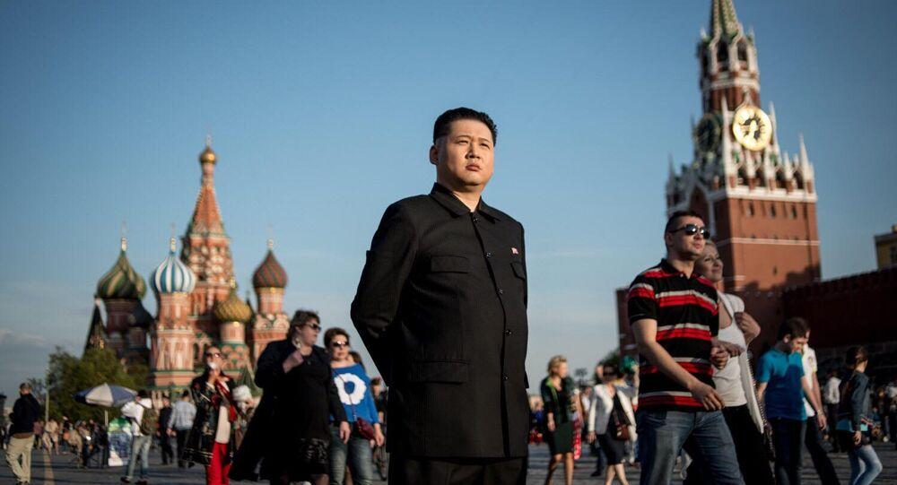 Un sosie de Kim Jong-un