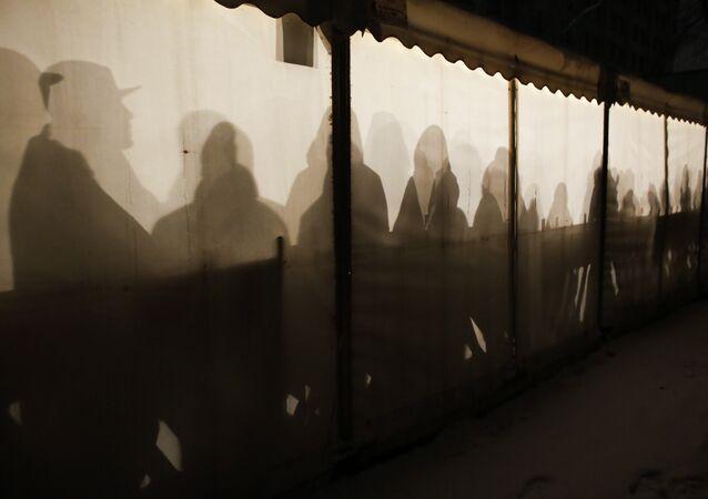 Crise migratoire. Image d'illustration