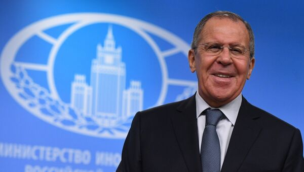 News conference with Russia's Foreign Minister Sergei Lavrov - Sputnik France