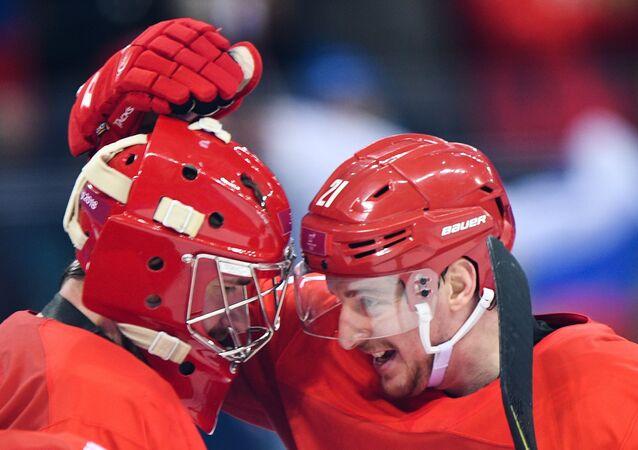 équipe russe de hockey sur glace