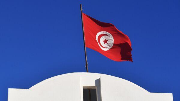 Drapeau tunisien - Sputnik France