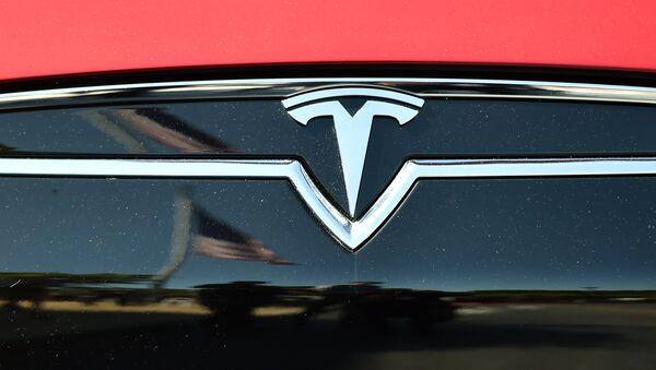 Tesla Model S - Sputnik France
