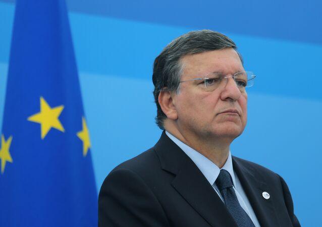 L'ancien président de la Commission européenne, José Manuel Barroso