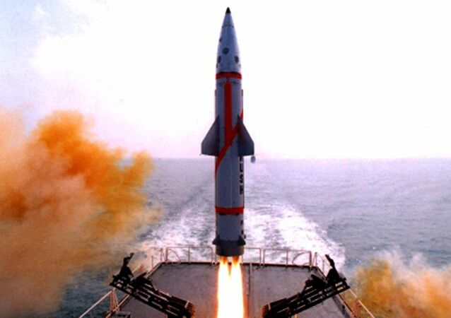 Missile indien Dhanush