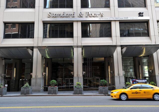 L'agence de notation internationale S&P