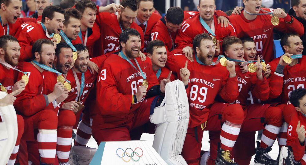 Hockey - Pyeongchang 2018
