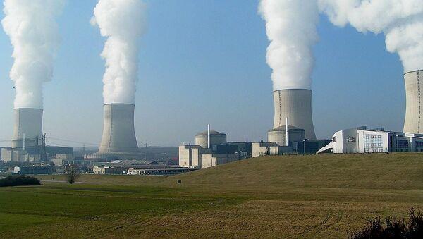 Centrale nucléaire de Cattenom - Sputnik France