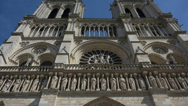 La cathédrale Notre-Dame de Paris - Sputnik France
