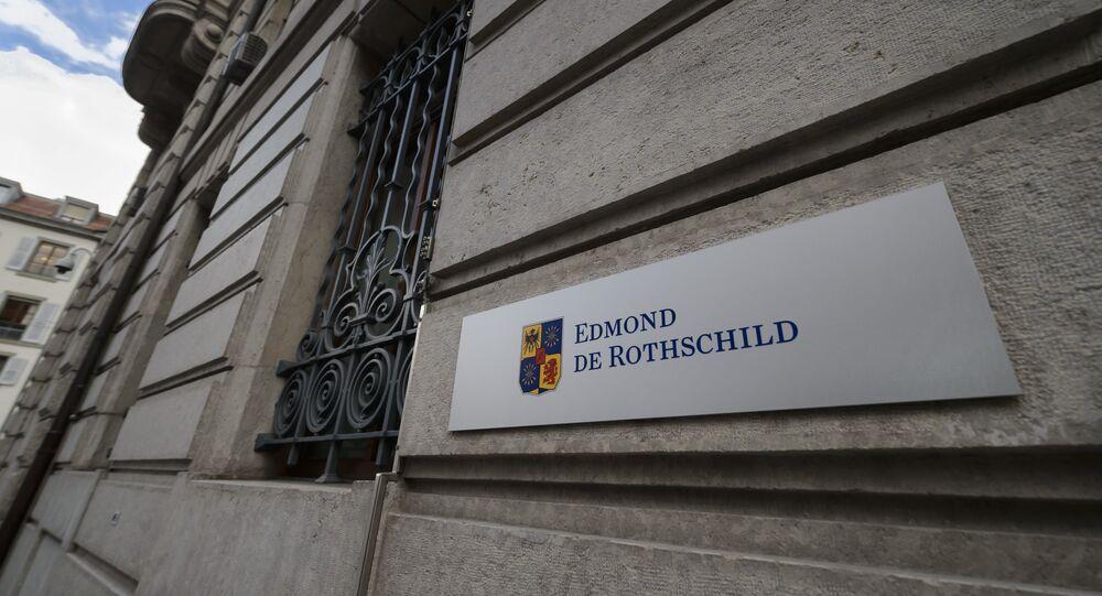 Banque de  l'empire familial de Rothschild