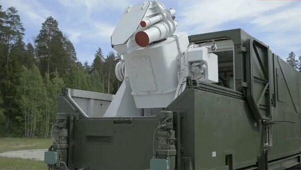 Un complexe laser - Sputnik France