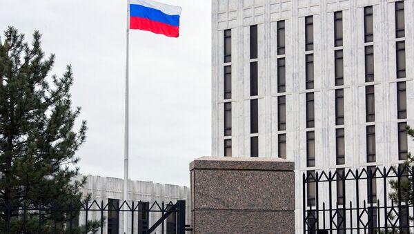 Ambassade russe à Washington - Sputnik France