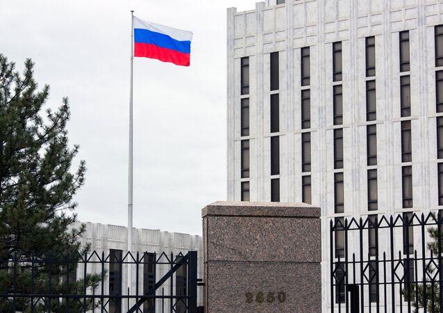 Ambassade russe à Washington