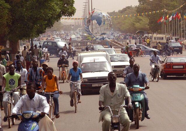 Ouagadougou, Burkina Faso.
