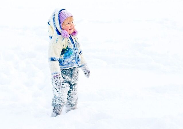 Une fillette (image d'illustration)