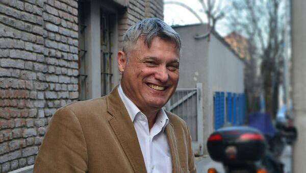 L'analyste militaire serbe Miroslav Lazanski - Sputnik France