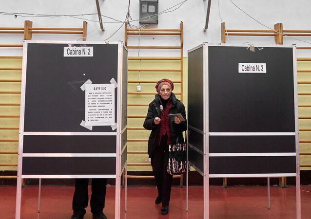 Elections en Itale