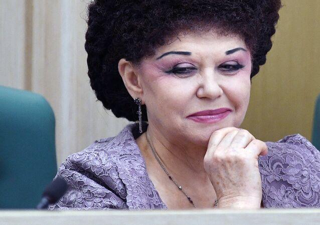 Valentina Petrenko, membre du Conseil de  la Fédération de Russie