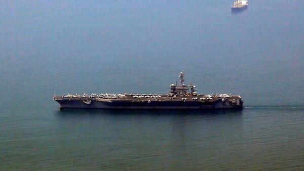 L'USS Carl Vinson arrive à Da Nang - Sputnik France