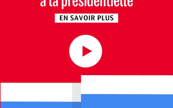 Notation des candidats à la présidence