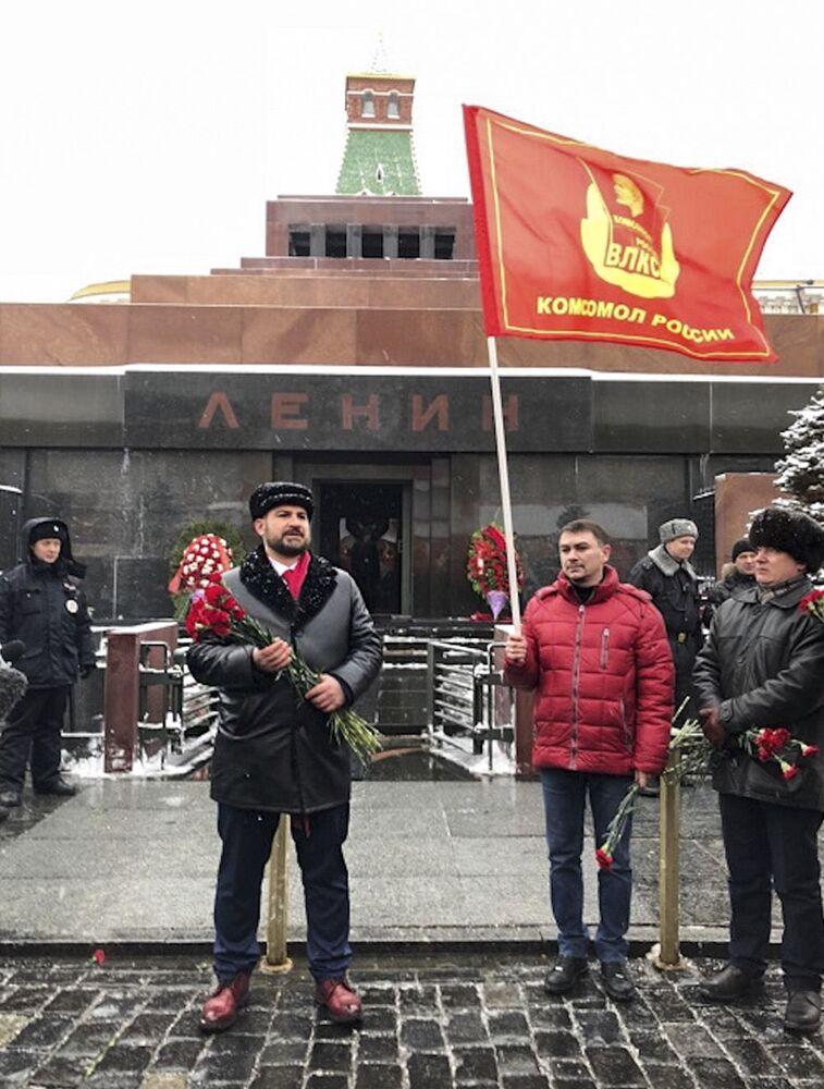 Сandidat à la présidentielle 2018 en Russie: Maxime Souraïkine