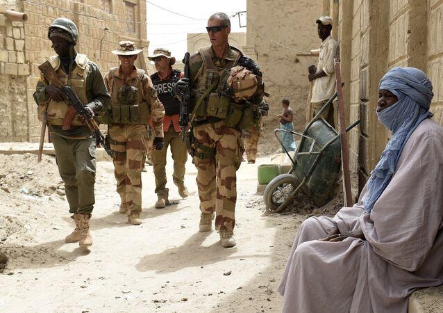 l'armée française au Sahel
