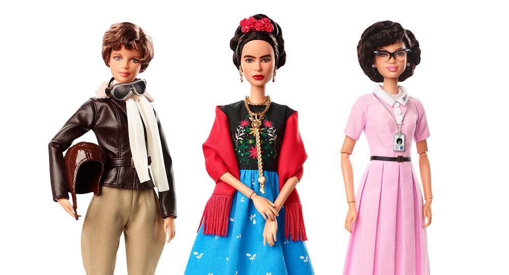 Nouvelle collection de Barbie