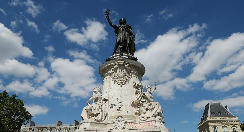 Place de la République à Paris (image d'archives)