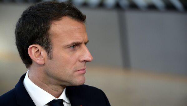 Саммит ЕС в Брюсселе - Sputnik France