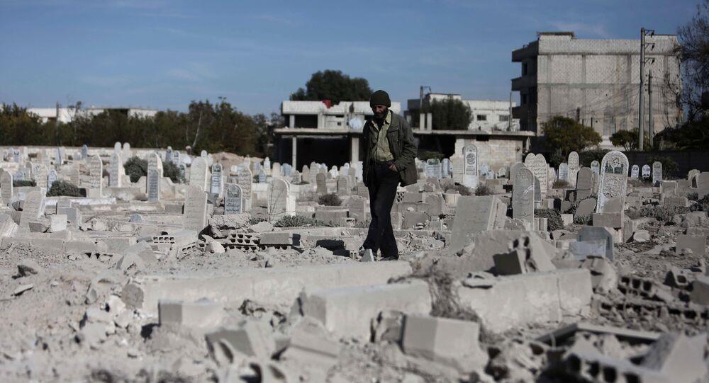 La Ghouta orientale (image d'archives)