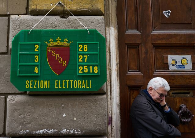 Les élections en Italie