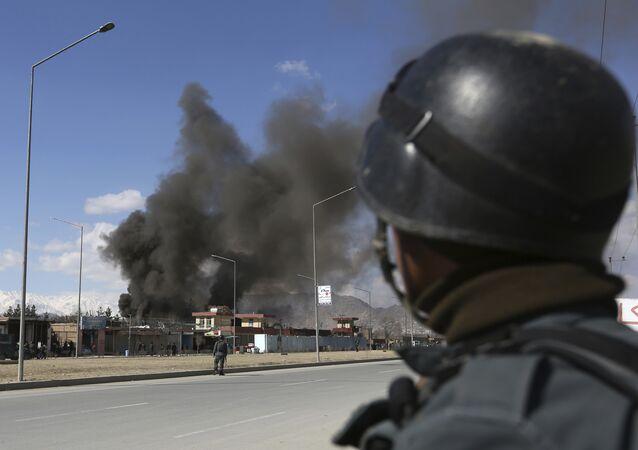 Un membre des forces de sécurité afghanes (image d'archives)