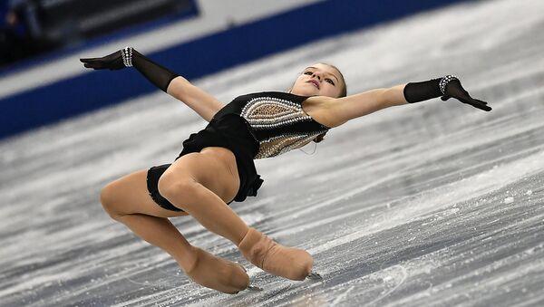 Alexandra Trusova - Sputnik France