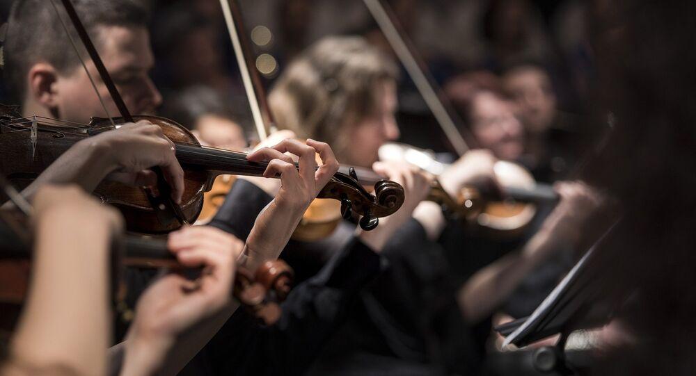 Un orchestre