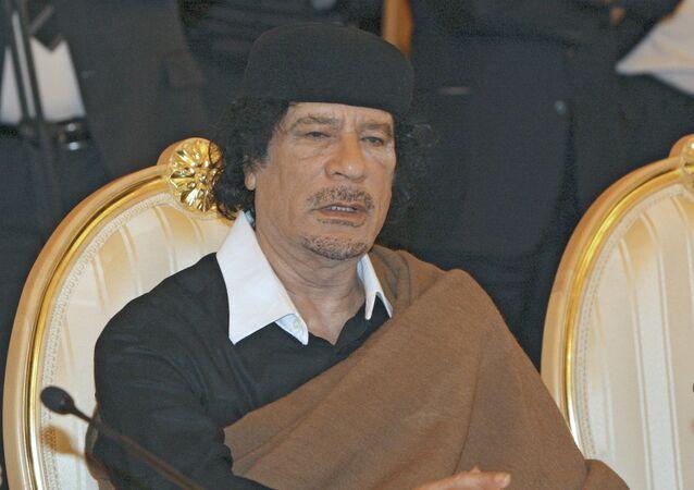 Mouammar Kadhafi
