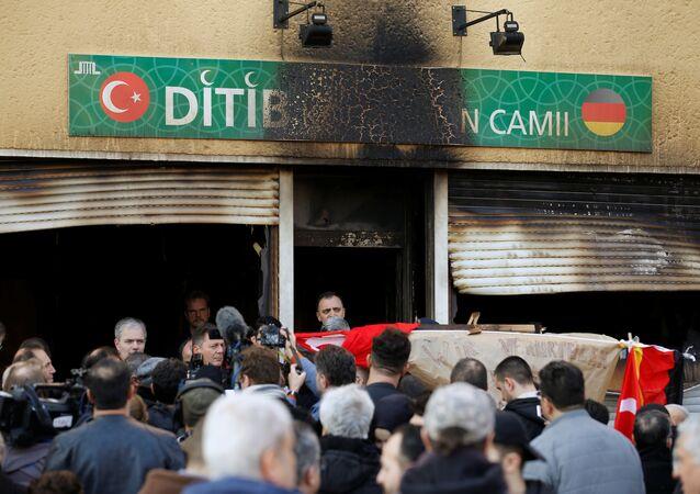 Incendies de mosquées en Allemagne: des répercussions du conflit turco-kurde?