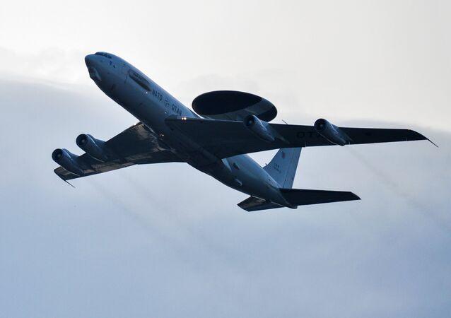 Boeing E-3A Sentry