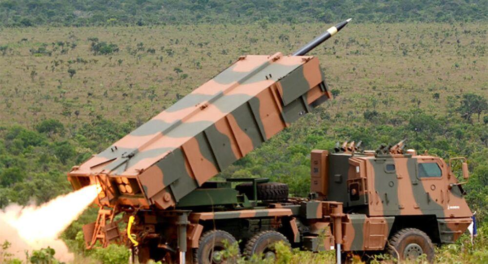Armes à sous-munitions: le Brésil est-il impliqué dans la mort de civils au Proche-Orient?