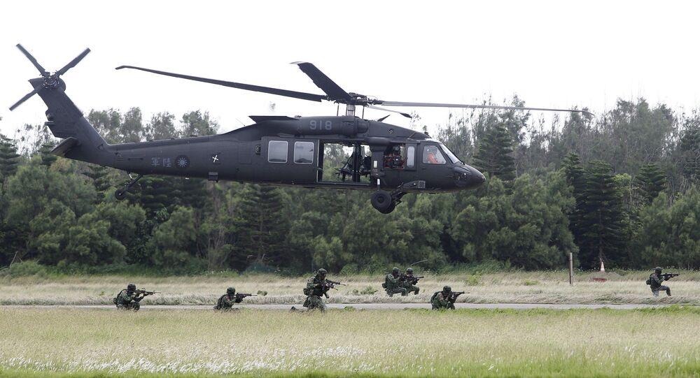 Un Black Hawk (archives)