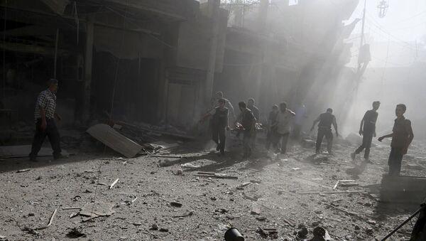 Ghouta orientale (image d'illustration) - Sputnik France