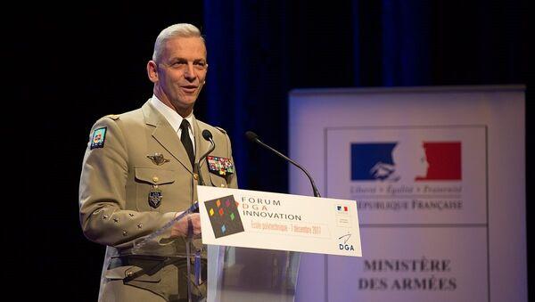 François Lecointre - Sputnik France