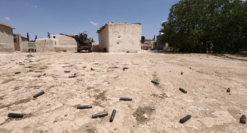 Minbej, Syrie